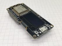 NodeMCI mit OLED Display