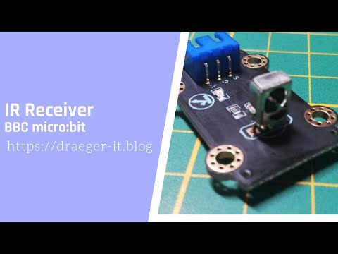 IR Receiver am BBC micro:bit