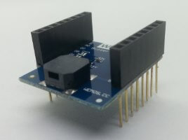 Wemos D1 mini Buzzer Shield