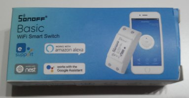 Sonoff Basic WiFi Switch