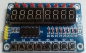 TM1638 LED Keypad