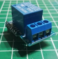 Wemos D1 mini Shield: Relais Shield
