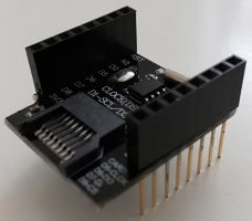 Wemos D1 Mini - SD Card Shield