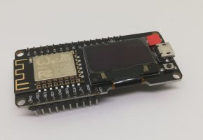 NodeMCU mit OLED Display
