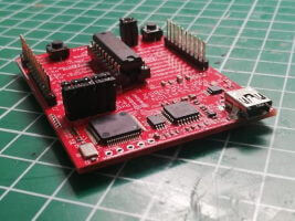 Microcontroller MSP430-Launchpad von Texas Instruments