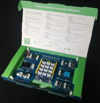 "Vorstellung - Seeedstudio - ""Grove Beginner Kit for Arduino"""