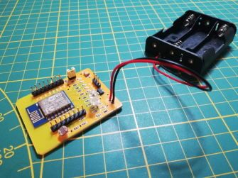 NodeMCU Dev Kit mit ESP8266 Chip