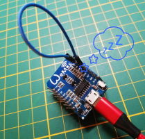 NodeMCU - Deep Sleep des ESP8266