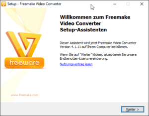 Vorstellung Software #2: Freemake DVD Ripper