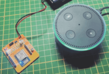 NodeMCU Dev Kit mit Amazon Alexa steuern