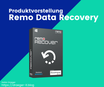 Remo Data Recovery - Beitragsbild